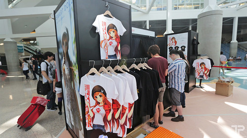 Anime Expo 2014 Day 0