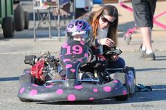 Mothers and daughters (KaseyEriksen) Tags: girls girl kids children mom fun daughter victoria racing karting gokart oval carting westernspeedway