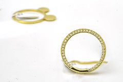 Golden Rings (Jackobo) Tags: stilllife white gold ring jewellery greece gr athina attica