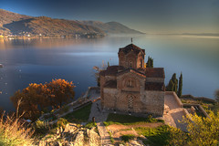 Ohrid Sunset