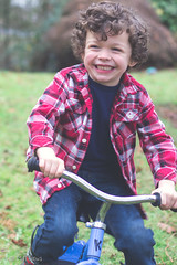 Adorable Nephews (kellimatthews) Tags: childhood bicycle portraits children dof outdoor