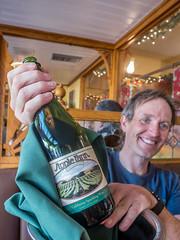 Jeff is serving us champain today;-) (Alexander Komlik) Tags: california unitedstates sanluisobispo