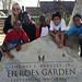 Heroes Garden Visit