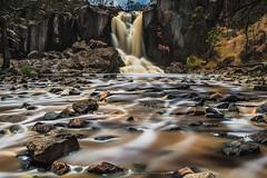 Nigretta Falls (Rob Reaburn Photography) Tags: nigrettafalls waterfall river wannonriver grampians hamilton victoria australia cascade rocky scenic tourism coffee stream turbid muddy