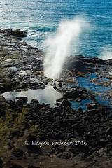 Spouting Horn State Park (barachois50) Tags: hawaii kauai spoutinghornstatepark spoutinghorn blowhole