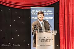 Dr Wali Tasar Uddin MBE (ELREC_UK) Tags: elrec edinburgh lothians regional equality council champions award 2016 wali uddin mbe