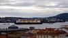Navegación por la Ría. (lumog37) Tags: ría estuary tugs remolcadores barcos ships costadegalicia coastline