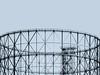 Gazometro colmo (frammenti di nuvole) Tags: gazometro gasometro roma rome italy town city
