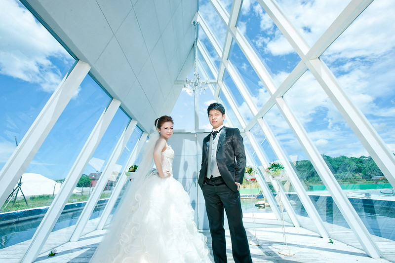 婚紗微電影,新人婚紗,淡水莊園,甜蜜的互動,婚紗攝影