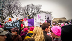 2017.01.21 Women's March Washington, DC USA 00109