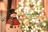 Snowman (Jemlnlx) Tags: canon eos 5d mark iv sigma art 50mm f14 prime holiday christmas 2016 tree decorations snowman ornaments lights lit home house