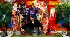 flickr147- KingaShinnen 2017 (yakochi) Tags: secondlife friend kimono mina jinja shrine happy new year 2017