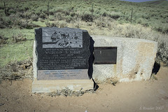 W.S. Bodey Memorial (Greatest Paka Photography) Tags: bodie california ghosttown memorial watermanbodey bode gold goldrush mining travel history sierranevada lawless nationalhistoriclandmark park preservation grave cemetery monument