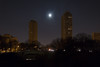 Moon over Lincoln Park Highrises (urbsinhorto1837) Tags: chicago highrises lincolnpark moon night winter outdoors buildings city urban lowlight
