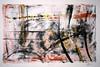 LOVERS (RobertPlojetz) Tags: plojetz robert robertplojetz print printmaking monoprint art paper acrylic abstract