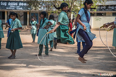 Zilla Parishad Girls School, Ameerpet, Telangana (Udaan Trust) Tags: udaan trust womenempowerment education children girlchild ngo nonprofitorganization socialwork school