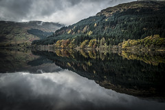 The Most Beautiful Loch - Eck 2016 (GOR44Photographic@Gmail.com) Tags: loch eck cowal argyll water reflection scotland gor44 fujifilm xpro1 xf18mmf2 18mmf2 cloud