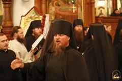 135. Nativity of the Lord at Lavra / Рождество Христово в Лавре 07.01.2017