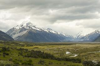 Aoraki / Mount Cook (New Zealand)