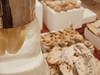 1390 - Buffet (Diego Rosato) Tags: buffet acqua water limone lemon dolci sweets fuji x30 rawtherapee