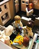 The Assembly Square. Room 1 / 2 / 3 (Mr.Savath_Bunny) Tags: assemblysquare citizenbrick braces drill cleaning dentist lego