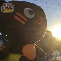 TGIF (jupey krusho) Tags: heyhugo plush kickstarter love friday tgif