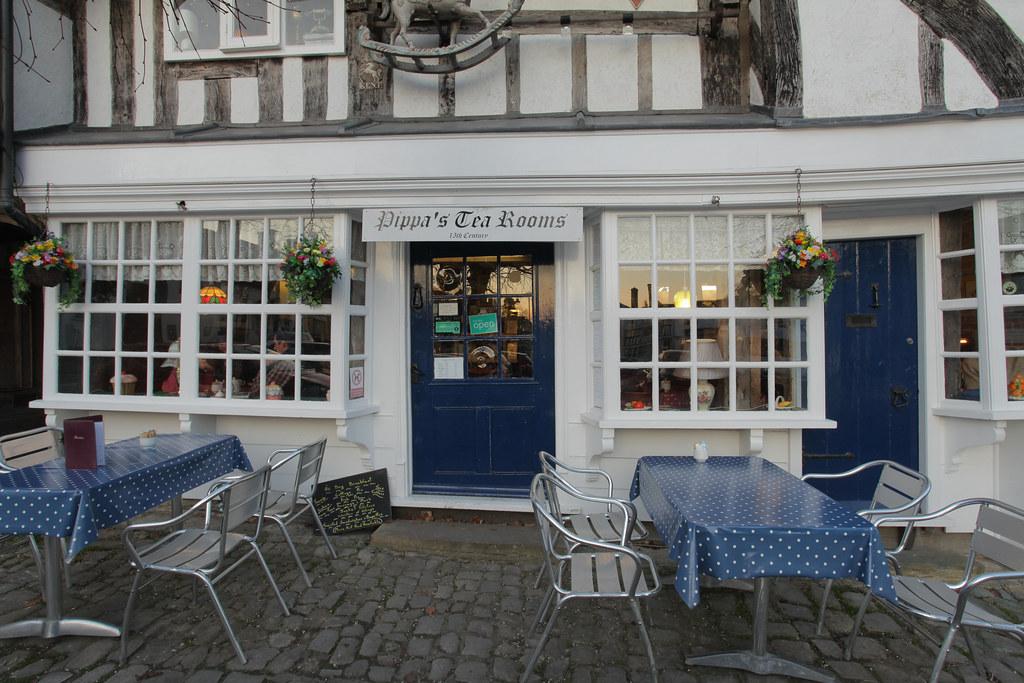 Pippas Tea Rooms Lenham