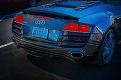 Audi R8 (Cars & Coffee of the Upstate) (@CarShowShooter) Tags: beaconhill geo:lat=3486191010 geo:lon=8225713043 geotagged southcarolina unitedstates usa auto audi audir8 autoenthusiasts autoracing automobile automotive automotivephotography automotiveportrait badass badasscar blue cc car carlifestyle carmeet carmeetup carphoto carphotography carportrait carportraiture carscoffee carscoffeeoftheupstate carsandcoffee carsandcoffeeoftheupstate convertible eastcoast exoticcar fastcar germancar greenville greenvillecarscoffee greenvillesc greenvillesouthcarolina greer licenseplate michelinnorthamerica r8 rearend sc supercar taillights upstate upstatesouthcarolina vehicle véhicule vehículo vendimia voiture wheel worldcars αυτοκίνητοmba автомобил автомобиль классическийавтомобиль сборвинограда