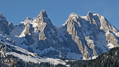 The southern sector of the Pala group (ab.130722jvkz) Tags: italy veneto alps easternalps dolomites palagroup mountains winter