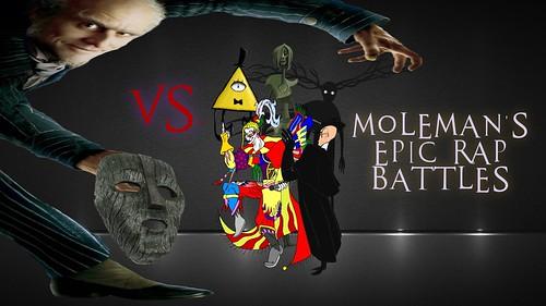 Moleman's Epic Rap Battles #40: Count Olaf Vs. Judge Doom