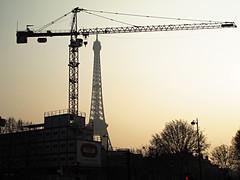 Towers (|)ave) Tags: tower urban decay building city paris tour eiffel parigi d3300