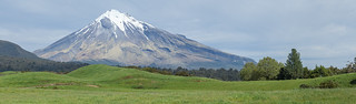 The mount Tarakani of New Zealand