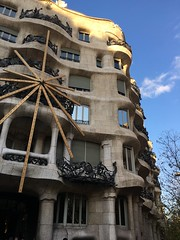 Casa Mila 4 (Ozymandiasism) Tags: barcelona casa mila