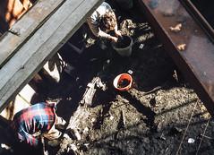 Slides 1980 - Coppergate Dig (alh1) Tags: agfact18 yorkarchaeologytrust archaeologicaldig 1980 box51 coppergate england northyorkshire vikingjorvik yat york copies slides transparencies