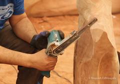Hard Work (Nourah.A.Edhbayah (Super Flower♥إظبيه)) Tags: nourah abdullah edhbayah kuwait q8 ملتقى النحت الدولي في المرسم الحر الكويت نوره عبدالله اظبية