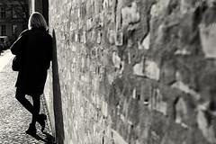 Flipside (Muao) Tags: street streetphotography monochrome monochrom blackandwhite noir leica m8 berlin germany mitte