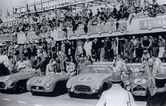 F 212 Export 0096E, 0100E at 1951-06-23 24h LeMans (york-alexanderbatsch) Tags: ferrari f212export 0096e vignaleberlinetta 1951 24h lemans mahe peron 0100e touringspyder cornacchia moran