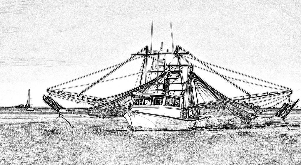 Shrimp Boat Drawings Related Keywords - Shrimp Boat Drawings Long Tail Keywords KeywordsKing