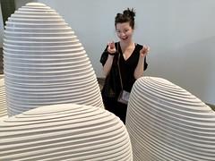 zaha hadid - wangjing soho, beijing, china (Alexey Tyudelekov) Tags: building architecture model petersburg exhibition godzilla plastic hermitage olya zaha hadid zahahadid yalo