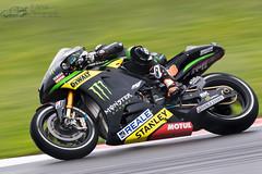 Bradley Smith - #38 (njjarvis) Tags: monster canon eos grandprix silverstone motorcycle yamaha mk2 british motogp circuit ef 100400mm 38 motorsport yzrm1 octo 2015 f4556 luffield tech3 bradleysmith 7dmkii