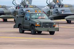 Ford F350 (Al Henderson) Tags: england ford truck unitedkingdom airshow usaf raf usairforce fairford f350 riat 2015 dunfield groundequipment