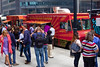 Food Truck Lineup on Wacker Drive 7913 (www.cemillerphotography.com) Tags: chicago feast wagon bread spread illinois downtown feeding eating lunchtime meal chow snacks van rations crowds fare grub refreshments customers fodder vittles edibles sustenance nourishment provisions victuals repast viands provender