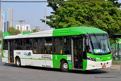 1 2382 (American Bus Pics) Tags: urban bus colors buses mercedes automotive millennium caio paulo barra são brt scania omnibus funda