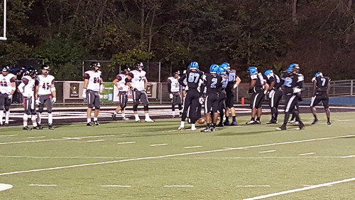 "Woodland Hills vs. Upper St. Clair - Oct 2, 2015 • <a style=""font-size:0.8em;"" href=""http://www.flickr.com/photos/134567481@N04/21278861324/"" target=""_blank"">View on Flickr</a>"