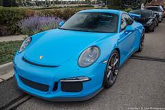 Riviera Blue (Hunter J. G. Frim Photography) Tags: blue race colorado riviera 911 porsche carbon supercar 991 gt3 2015 pdk rivierablue 1of1 carsandcoffee porsche911gt3991