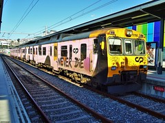 592 (firedmanager) Tags: man train tren diesel cp camello vigo trena 592 comboiosdeportugal renfeoperadora vigoguixar trencelta