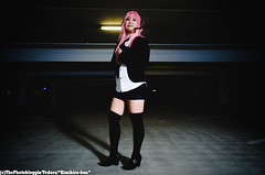 Vocaloid Photoshoot - 09.11.2015 (Kimihiro-kun) Tags: cosplay cosplayer luka secretpolice vocaloid megurine