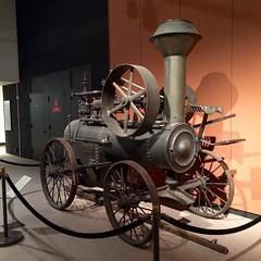 Portable Steam Engine (jschumacher) Tags: upstate albany newyorkstate steamengine albanynewyork newyorkstatemuseum