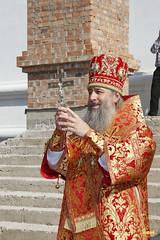 091. Patron Saints Day at the Cathedral of Svyatogorsk / Престольный праздник в соборе Святогорска