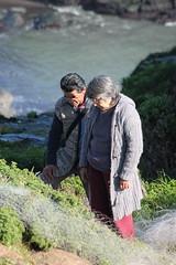 Abuelos. (GarridoNicol) Tags: chile beach canon photography photo los playa canonrebel region abuelos granfather chilean grandfathers chilenos septima pellines canoneosrebelt3